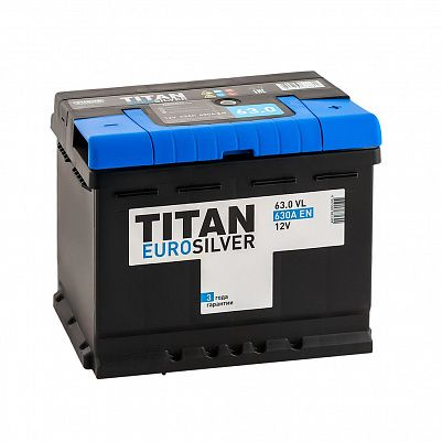 Titan EUROSILVER 63.0 фото 401x401