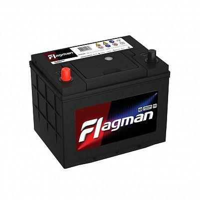Автомобильный аккумулятор Flagman 65B24R (52) фото 401x401